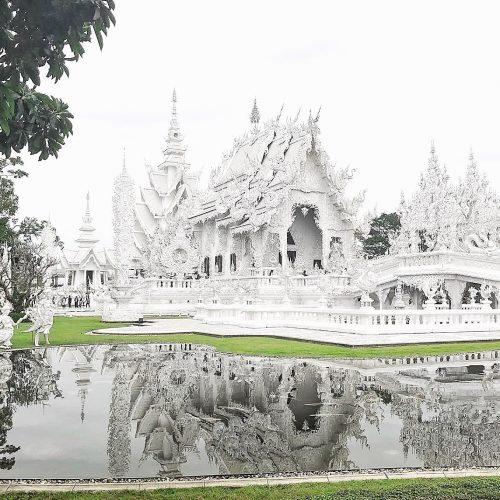 Chiang Rai, la belleza del Templo Blanco #5