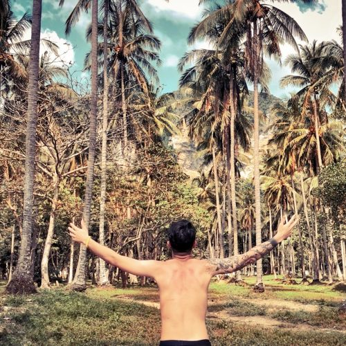 Krabi, Railay Beach y Tonsai Beach #6