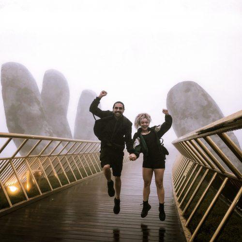 Ba Na Hills, La ciudad flotante en las nubes