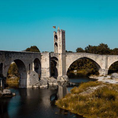 Que ver en Besalú, un bonito pueblo medieval