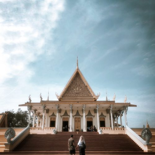 Que ver en Phnom Phen en 1 día