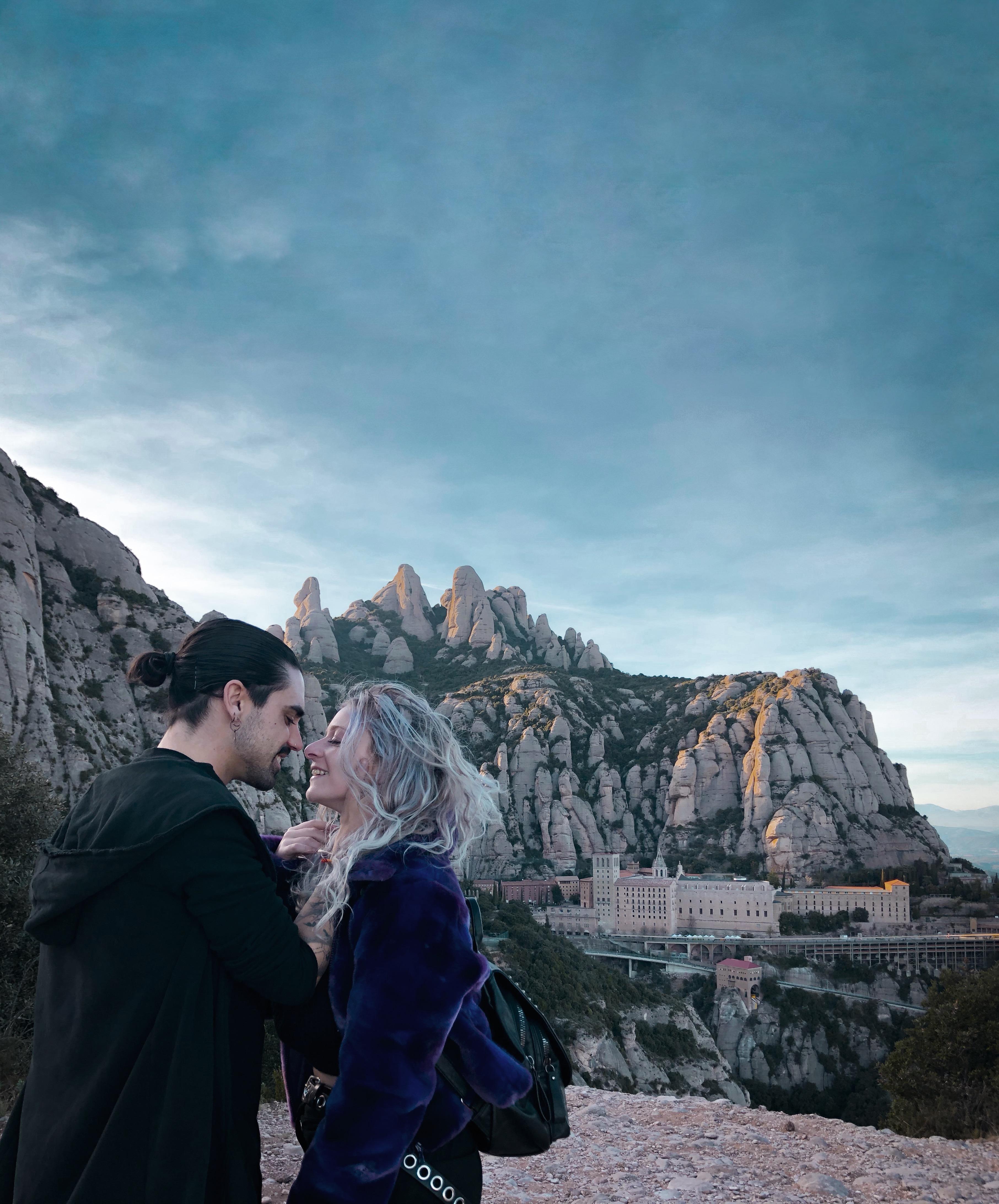 El monasterio de Montserrat y la Virgen negra «La Moreneta»<strong></strong>