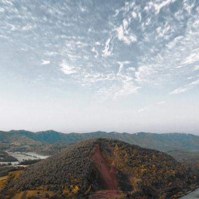 La zona volcánica de la Garrotxa