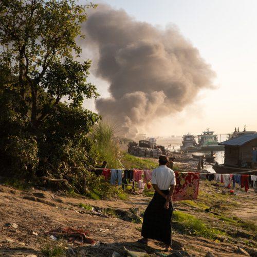 La verdad de Mandalay, no todo es igual de turístico
